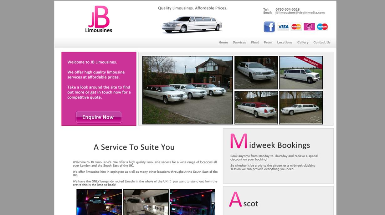 JB Limousines