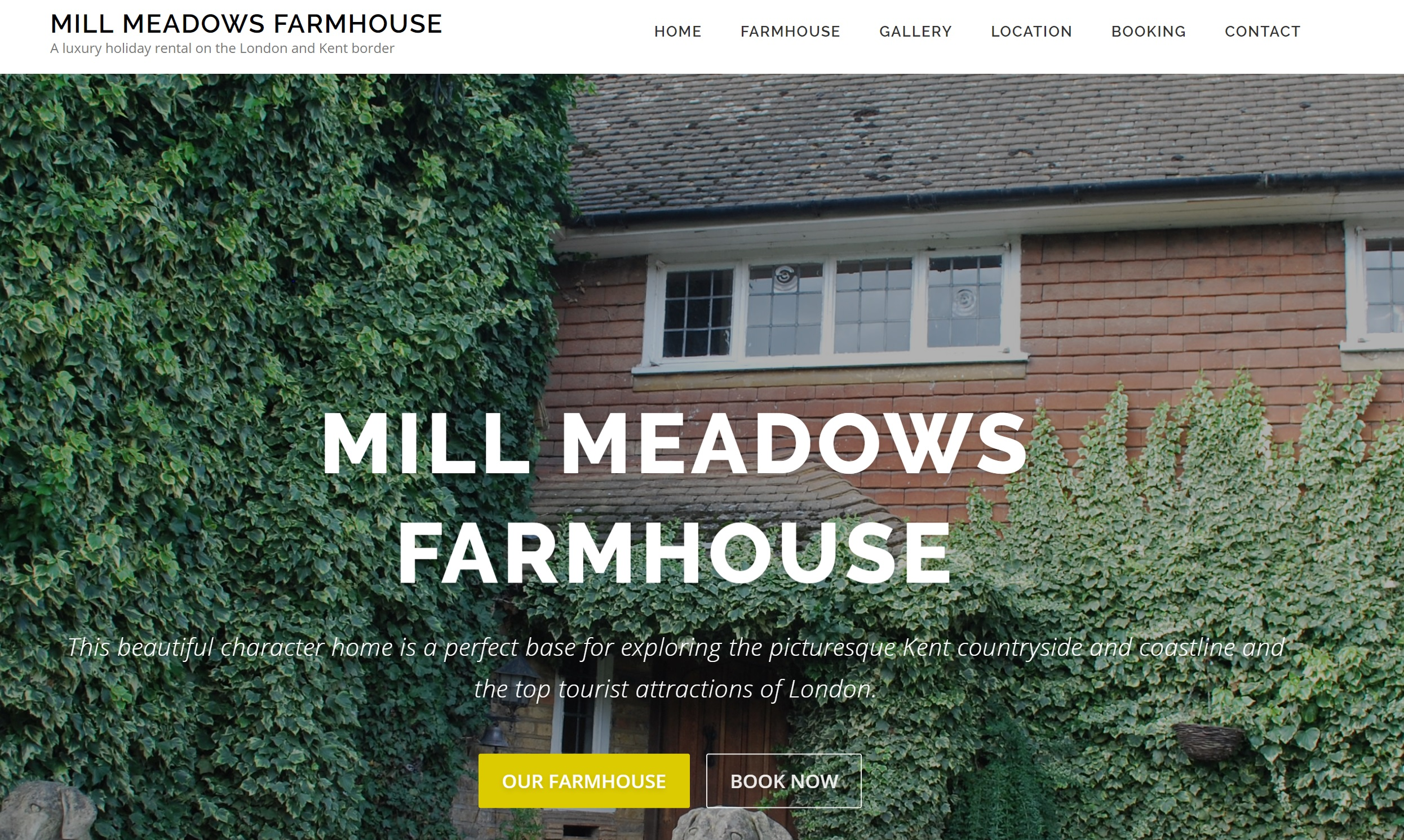 Mill Meadows Farmhouse